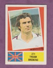 England Trevor Brooking West Ham United 271
